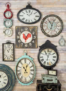 2016 Duvar Saatleri Modası Nedir?